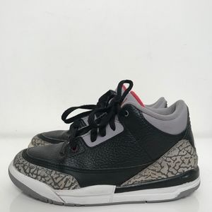 """Jordan 3 Retro """"Black Cement"""" 2018"""